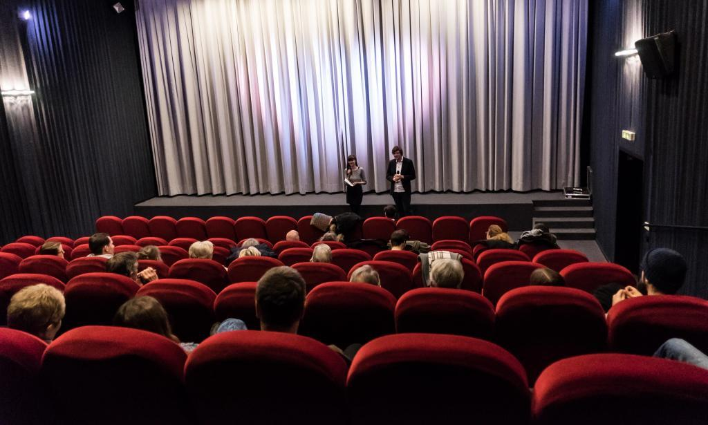 Filmpremiere im Cinema Arthouse