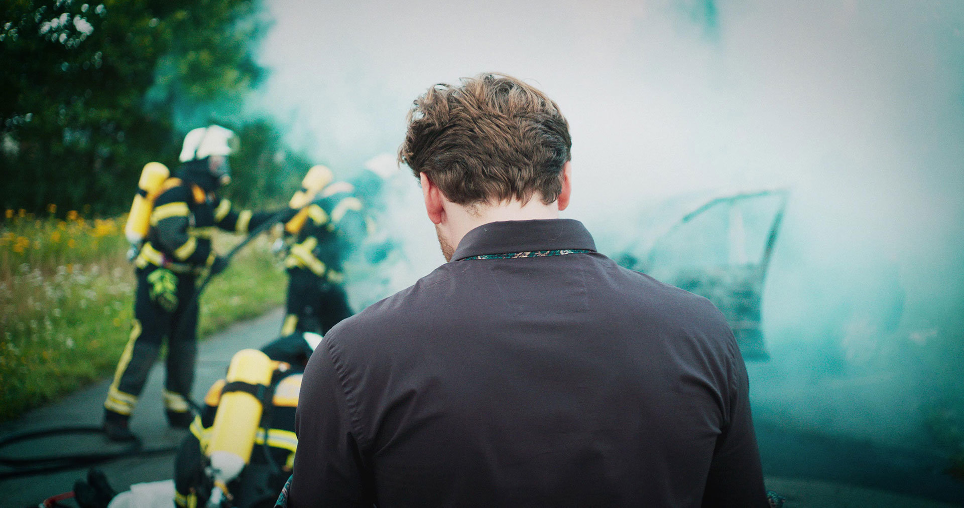 Gaffer Feuerwehr