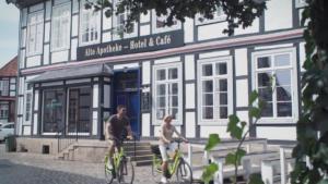 Imagefilm Bad Essen Tourismus Fahrradtour