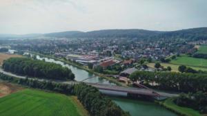 Imagefilm Bad Essen Tourismus Drohne