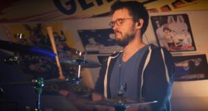 Still Blickfänger Musikvideo Genkidama Schlagzeuger